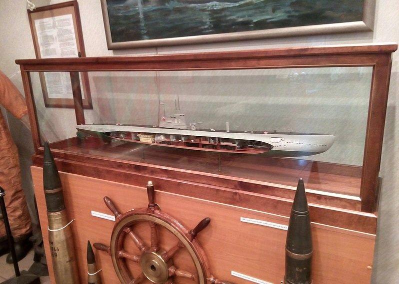 Выставка «Подводная эпопея подвигов, мужества, славы»