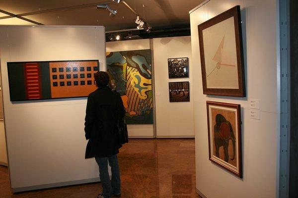Новый музей современного искусства