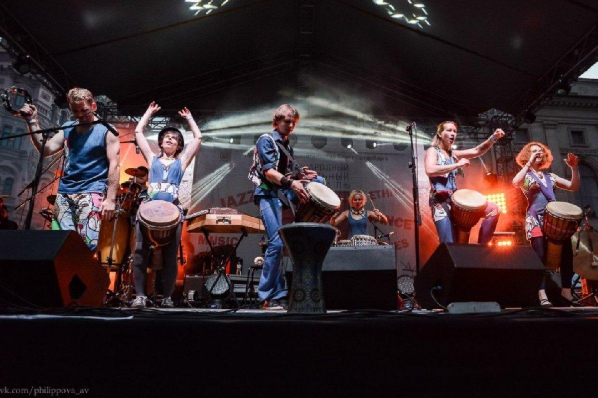 Фестиваль «Петроджаз» 2017