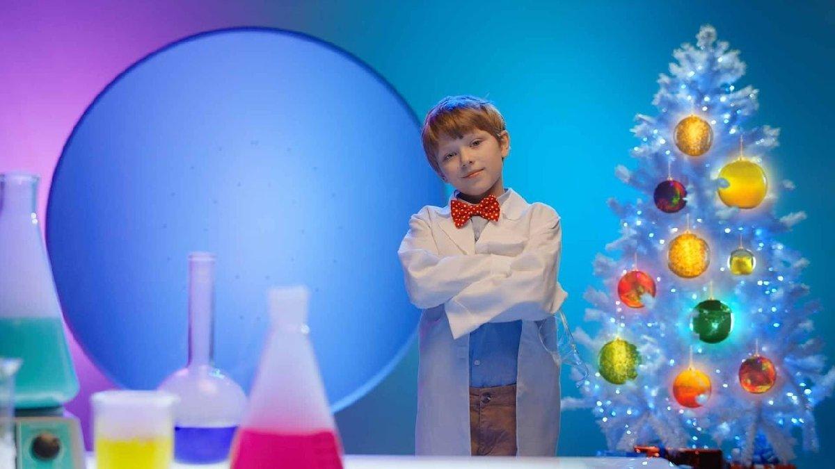 Научное шоу «Академия новогодних Чудес»