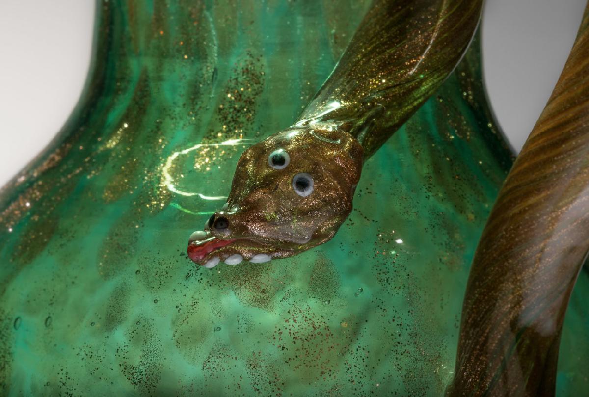 Выставка «Стекло, которым любовались. Шедевры XVI-XX веков всобрании Государственного Эрмитажа»