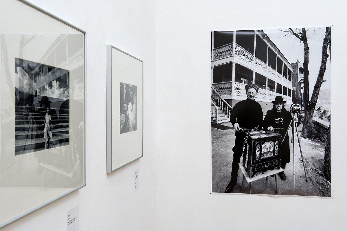 Выставка «Николай Гнисюк. Посещение»