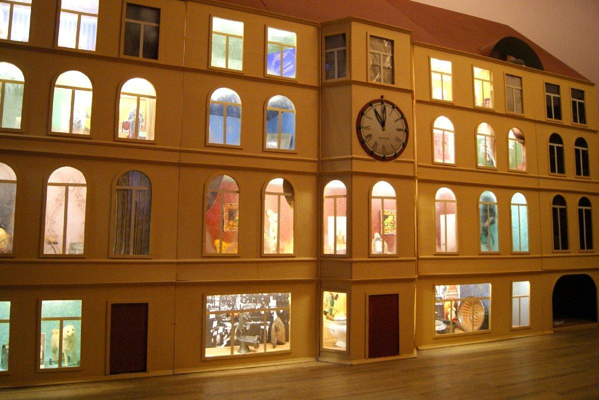 Выставка «Зеркало времени»