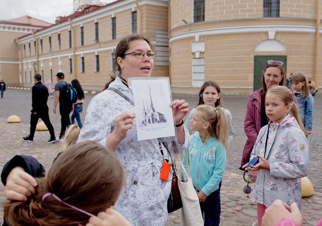 Школьные каникулы спроектом «Открытый город» 2020