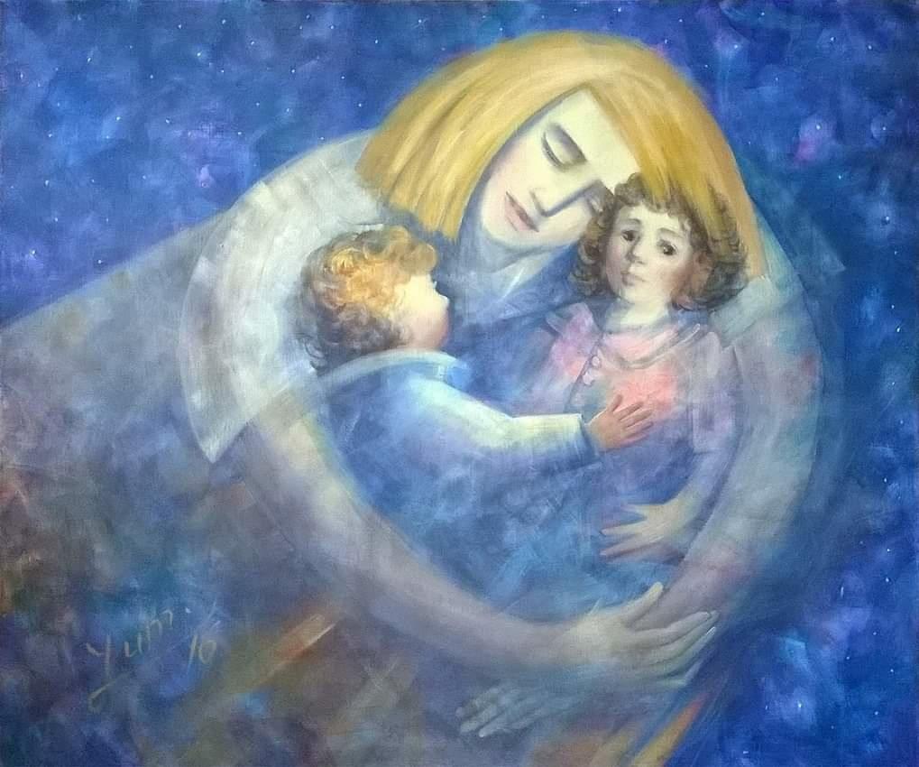 Выставка «Семья. Круг жизни. Круг любви»