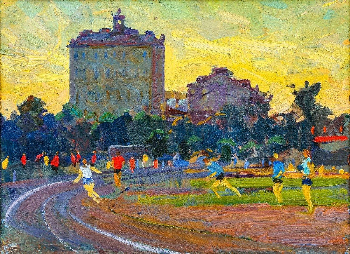 Весенние выставки вМузее искусства Санкт-Петербурга 2021