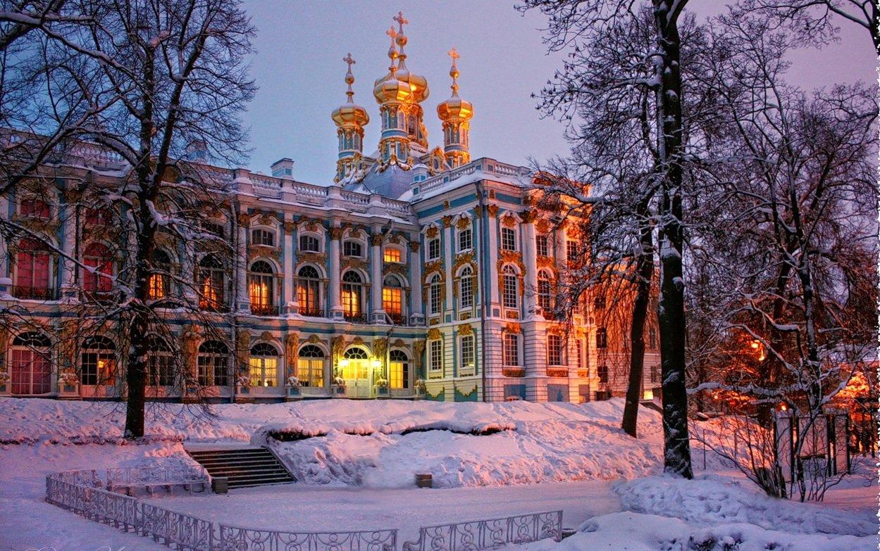 «Зимний вечер света» вЦарском Селе 2016