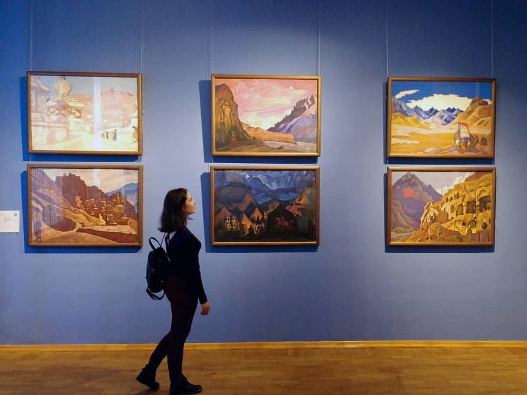 Выставка «Н. К. Рерих иЛитва»