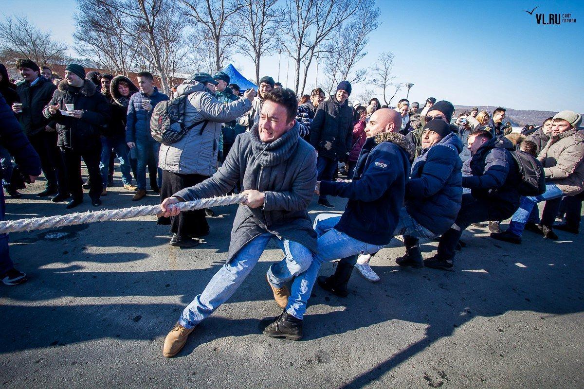 Мужской фестиваль впарке Сказок 2017