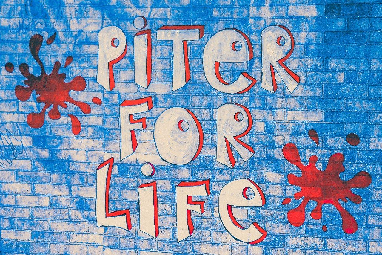 Уличный музыкальный фестиваль «Piter For Life» 2016