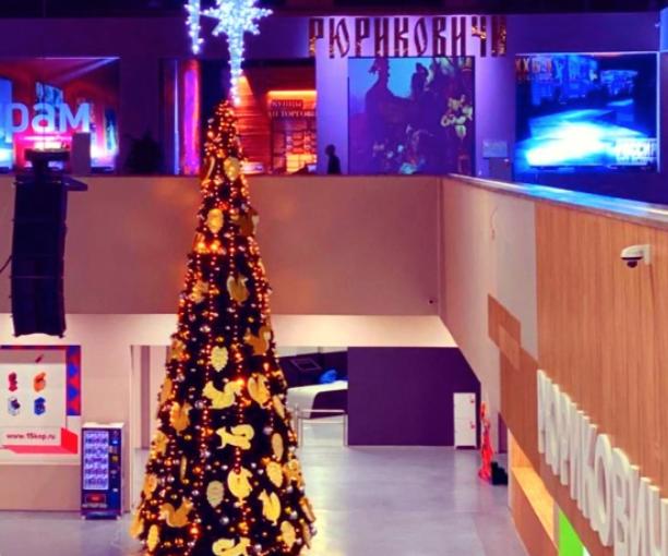 Новогодние представления для детей «Дед Мороз иволшебное зеркало»