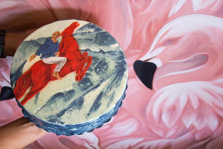Выставка «Мечты омировом расцвете»
