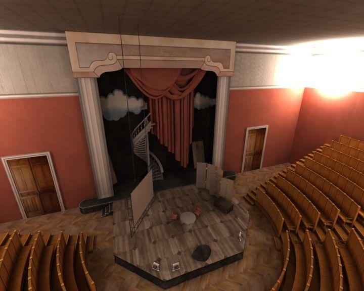 Учебный театр наМоховой