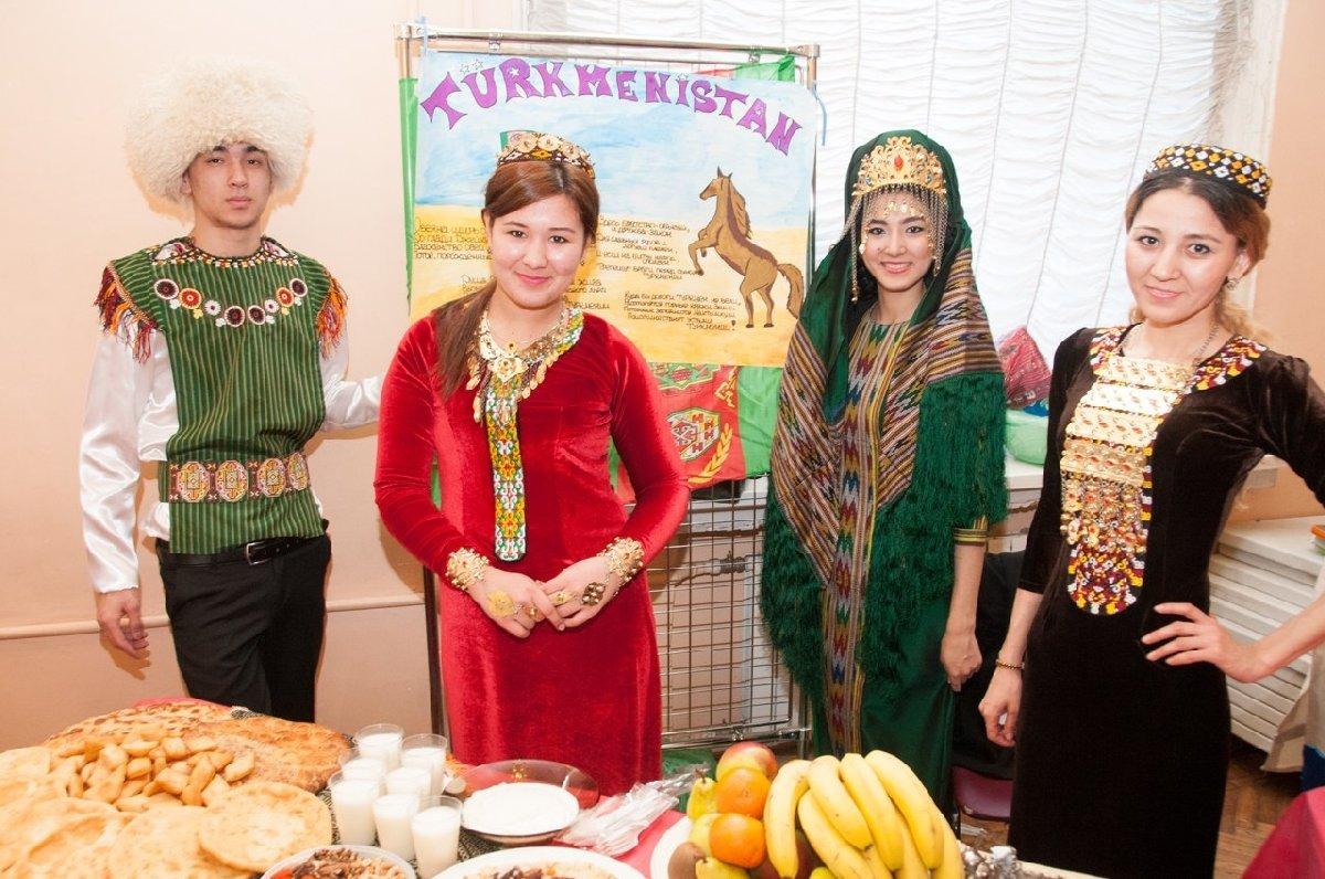 Фестиваль национальных культур «Меридианы дружбы» 2018