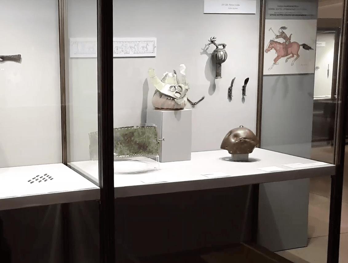 Выставка «Железный век. Европа без границ»