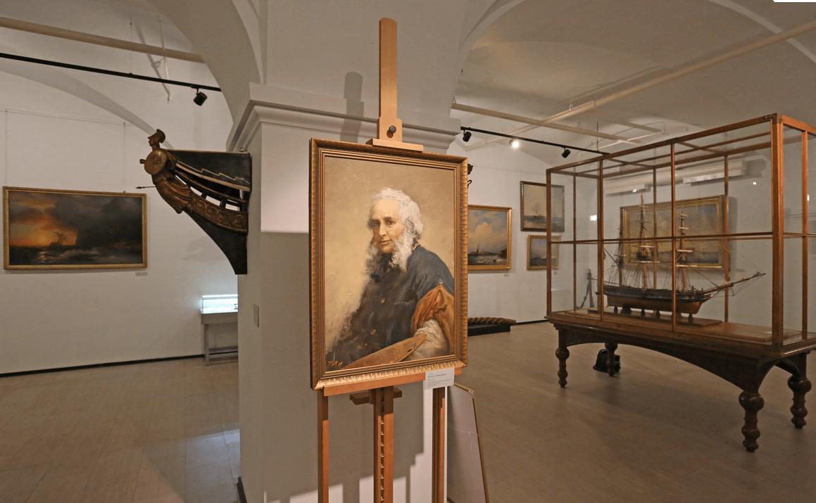 Выставка «Морская симфония Ивана Айвазовского»