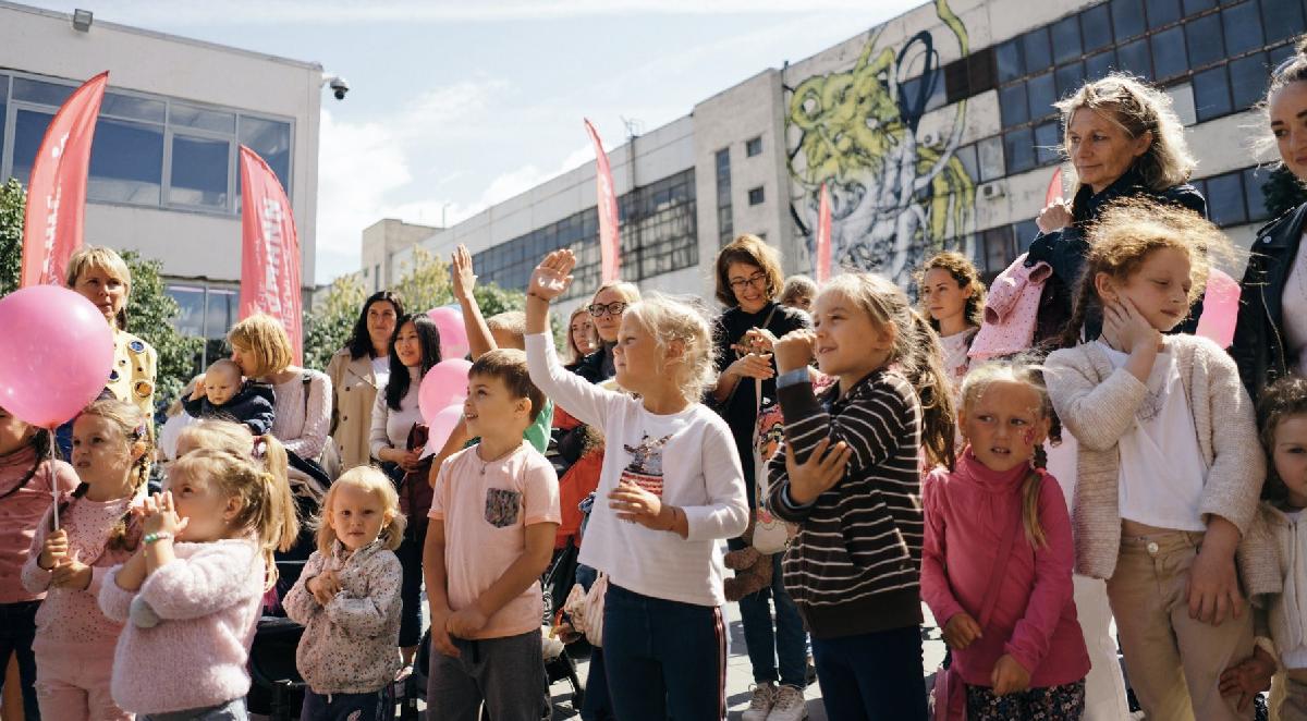 День защиты детей вСевкабель Порт 2021