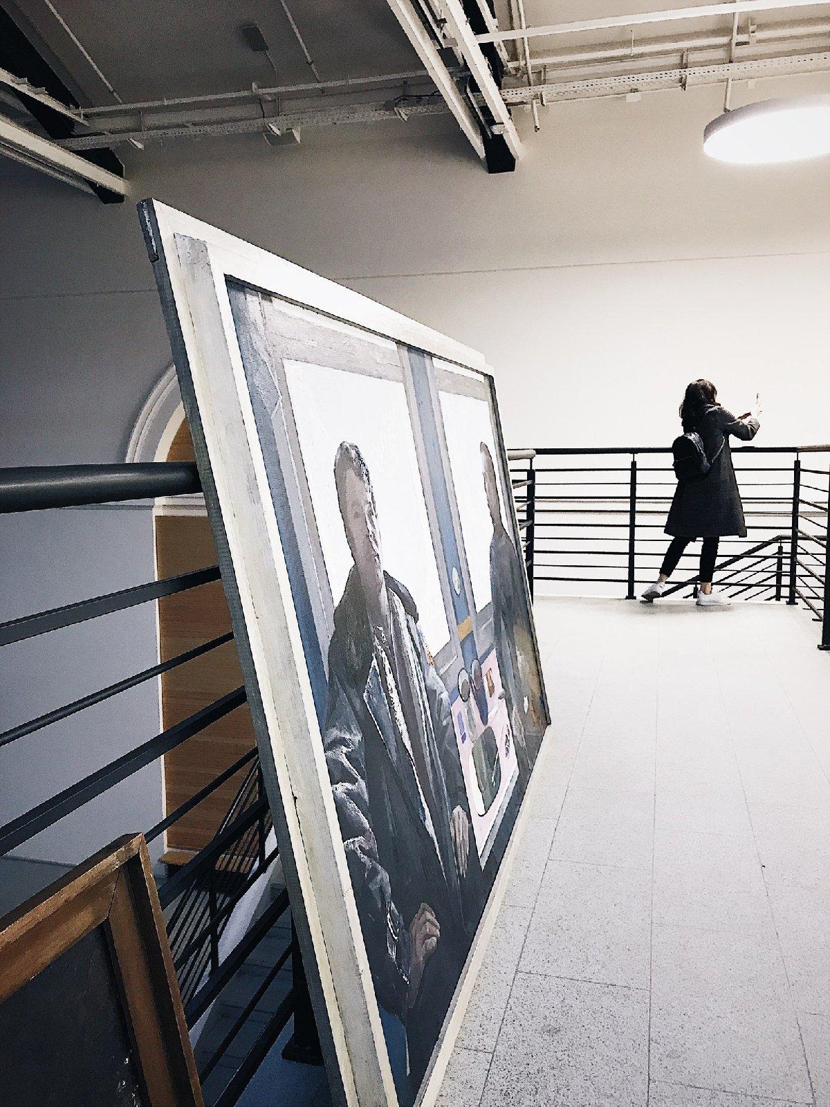Выставка «70-Е. Со_при_частность»