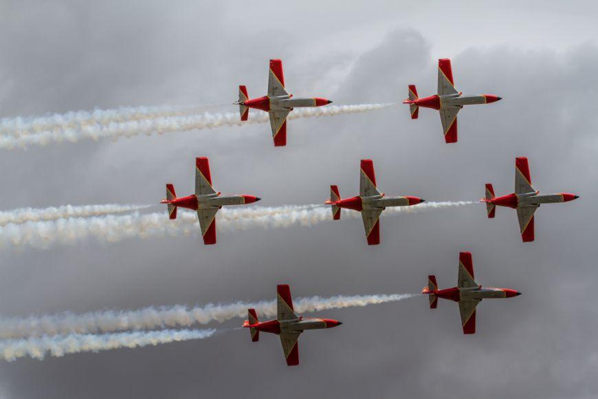 Выставка «Первым делом— самолеты!»