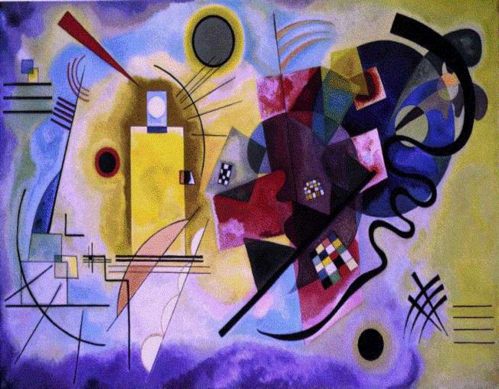 Выставка «Василий Кандинский иРоссия»
