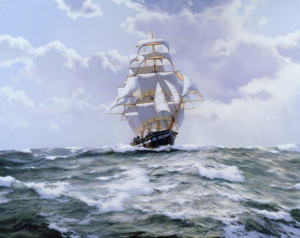 Выставка «Уходят вморе корабли»