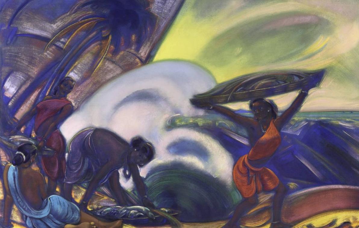 Выставка «Пути благословения. К85-летию Пакта Рериха»