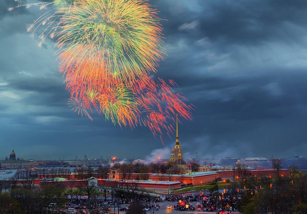 День Победы вСанкт-Петербурге 2018