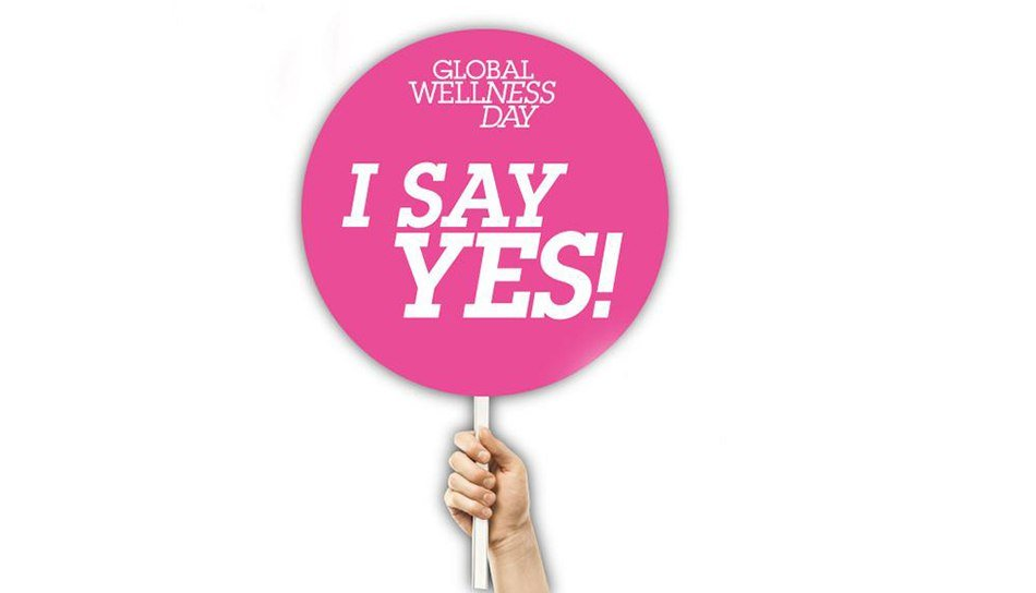 Акция «Global Wellness Day»