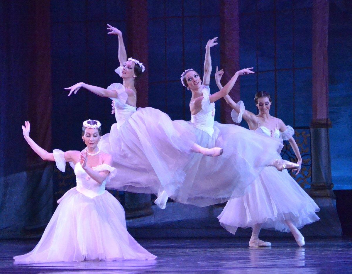 Классические балеты