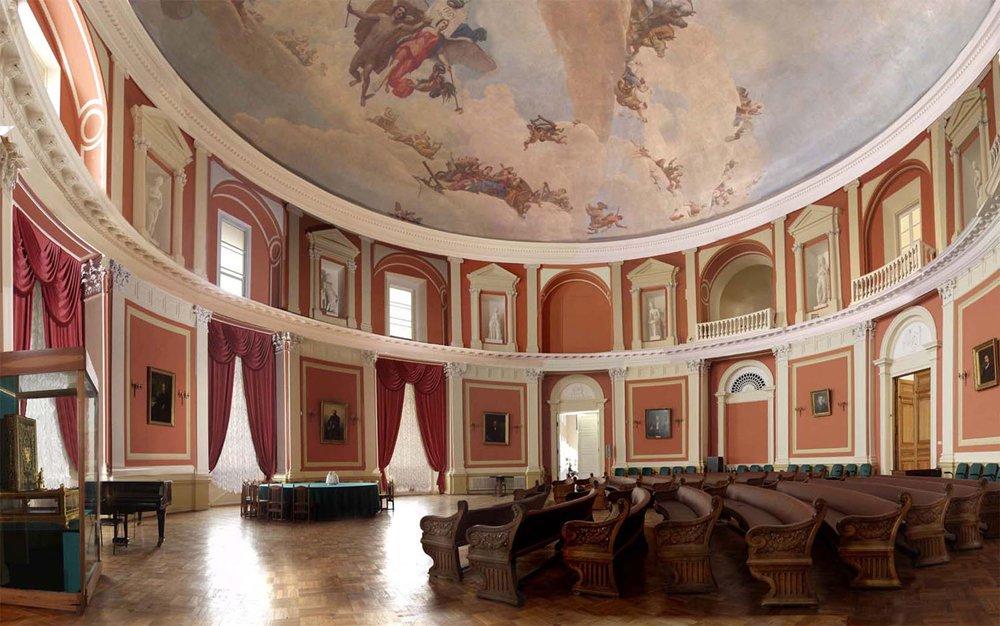 Выставка «Академия трех знатнейших художеств— 260 лет»
