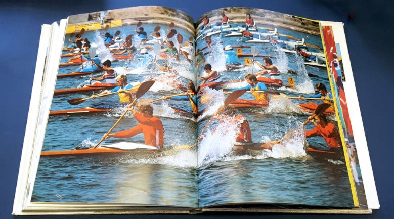 Выставка «Как это было: к40-летию Олимпиады-80»