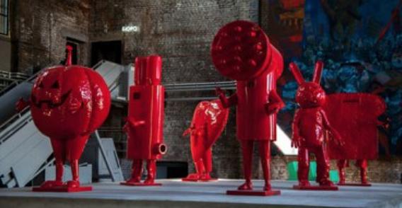 Выставка работ номинантов Премии Сергея Курёхина 2018