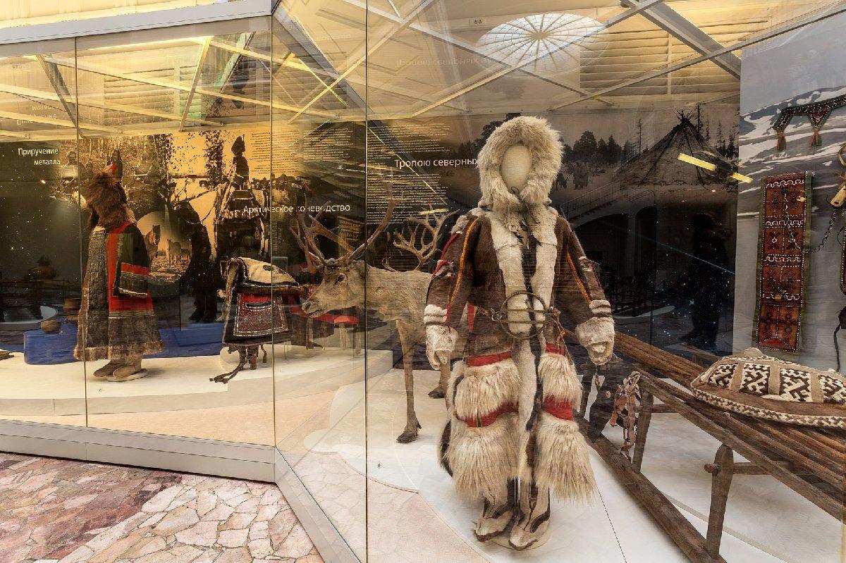 Выставка «Арктика– земля обитаемая»