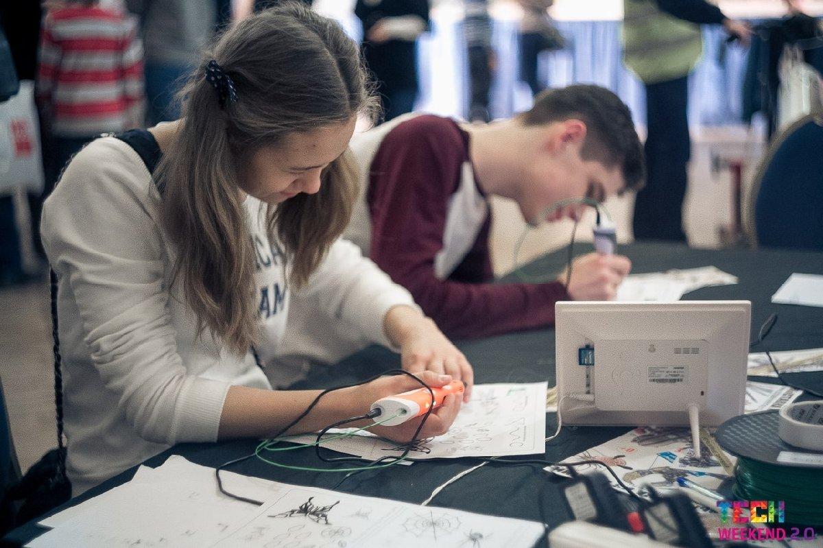 Фестиваль технологий, науки иизобретений «TECH Weekend 3.0»