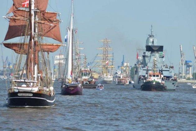 Балтийский морской фестиваль 2016