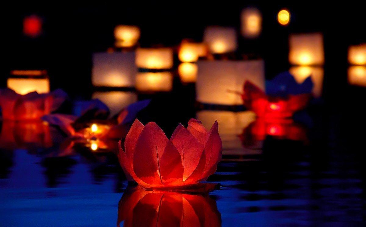 Фестиваль водных огней «Лой Кратонг» 2016
