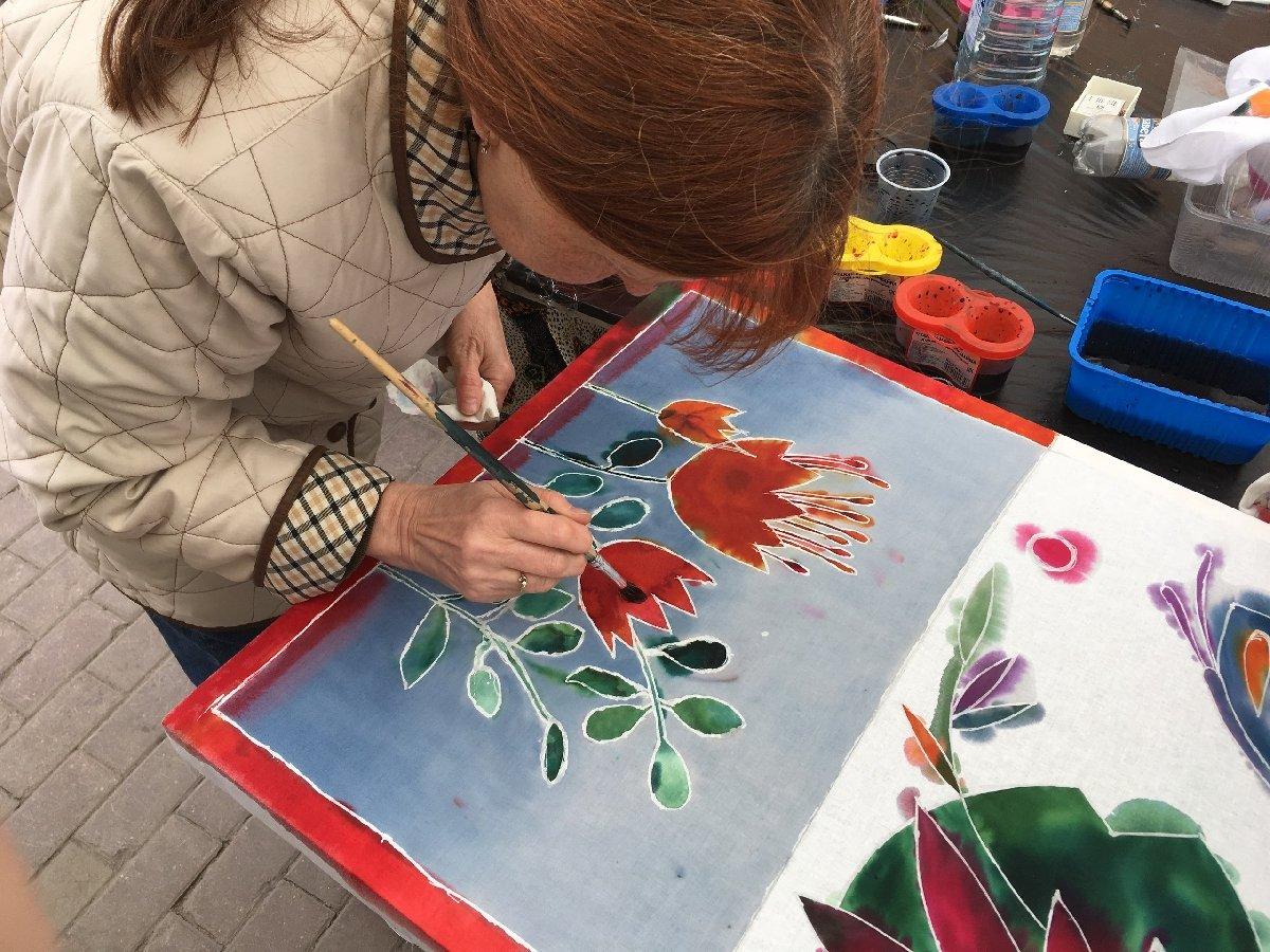 Фестиваль декоративно-прикладного искусства «Соляной городок– город мастеров»