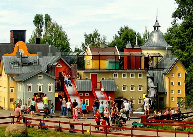 Гастроли Шведского парка «Мир Астрид Линдгрен»