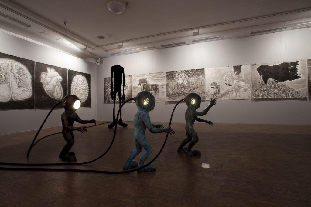Выставка «Небожители, творцы, шедевры»