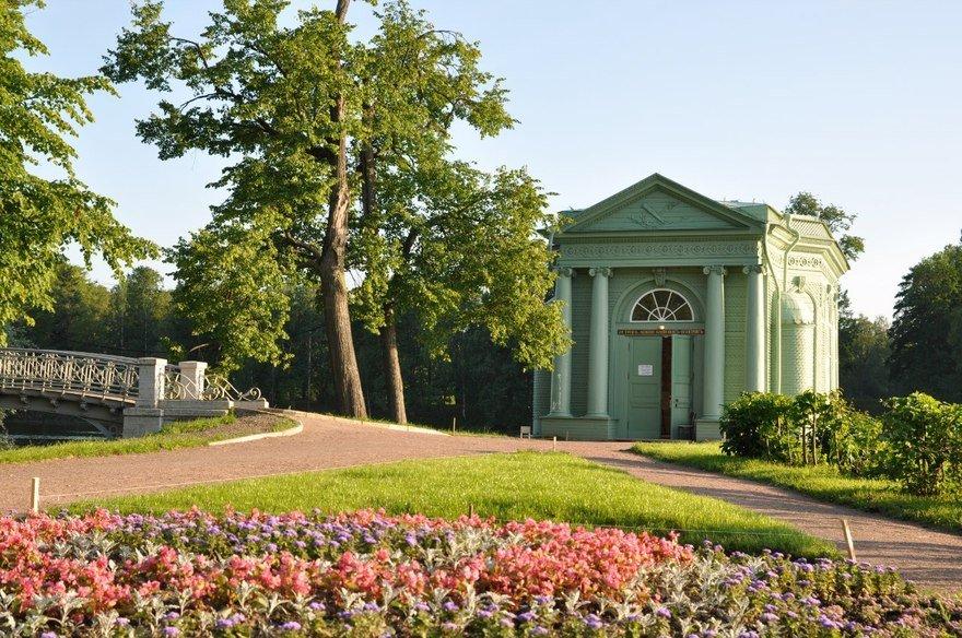 Праздник открытия летнего сезона вмузее «Гатчина» 2017