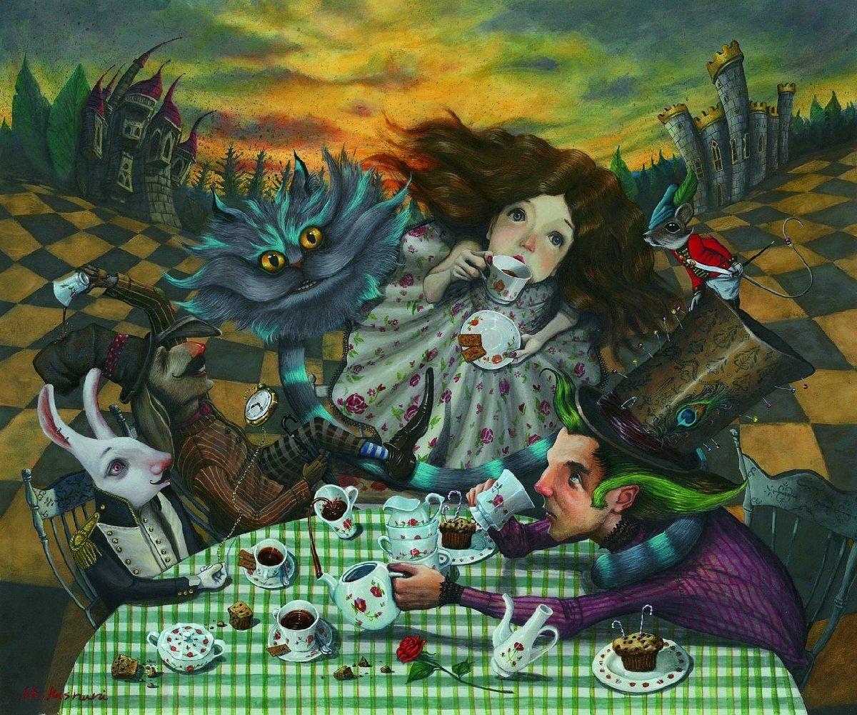 Выставка «Время пить чай!»