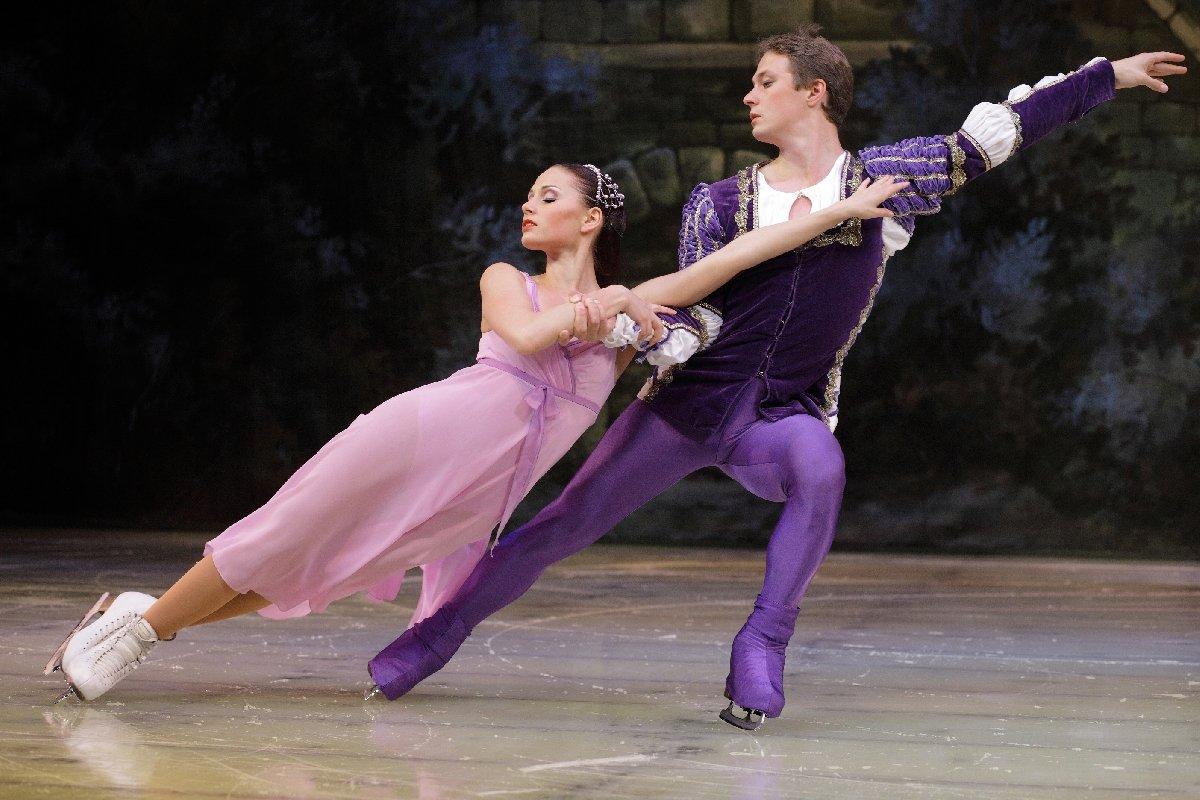 Балет нальду «Ромео иДжульетта»