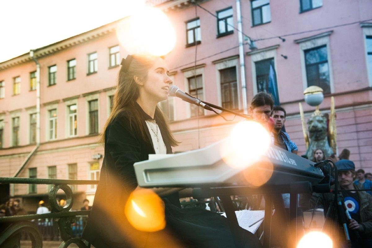 Фестиваль «Ленинградские мосты» 2018