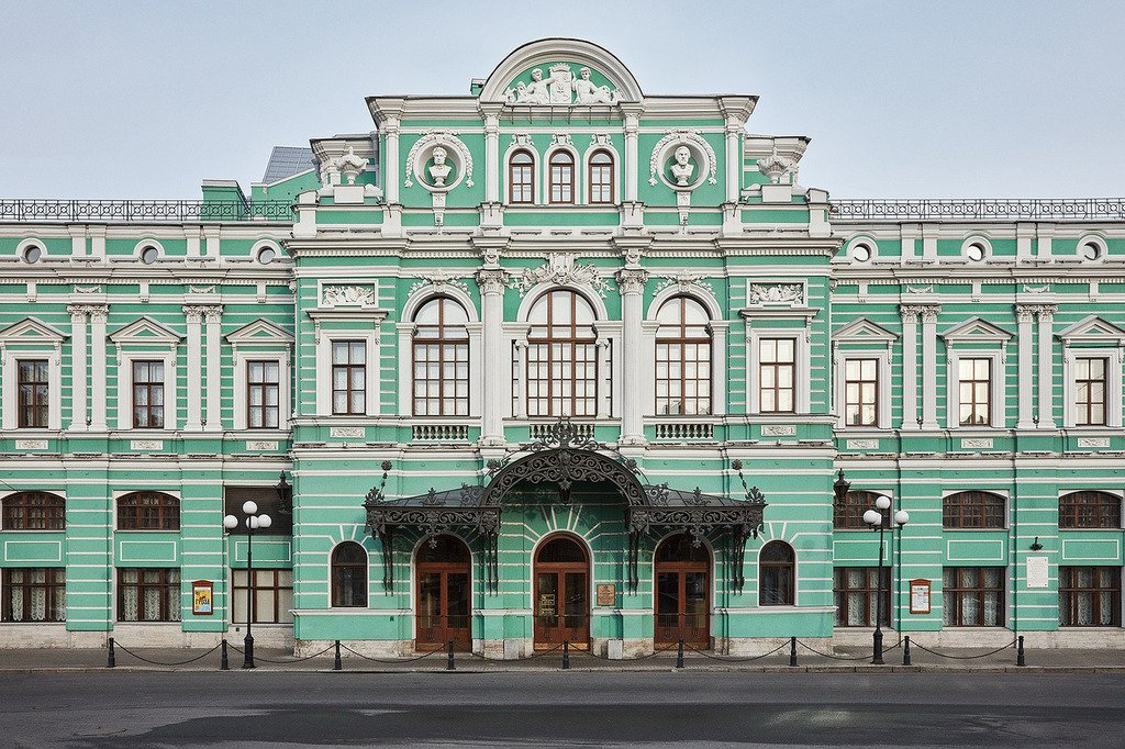 Большой Драматический театр имени Георгия Александровича Товстоногова