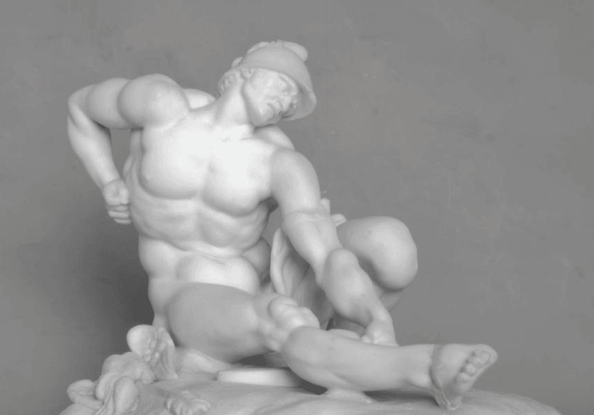 Выставка «(Не)подвижность. Русская классическая скульптура»