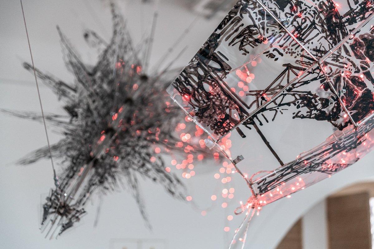 Выставочный проект «Утопия Спасенная» 2020/21