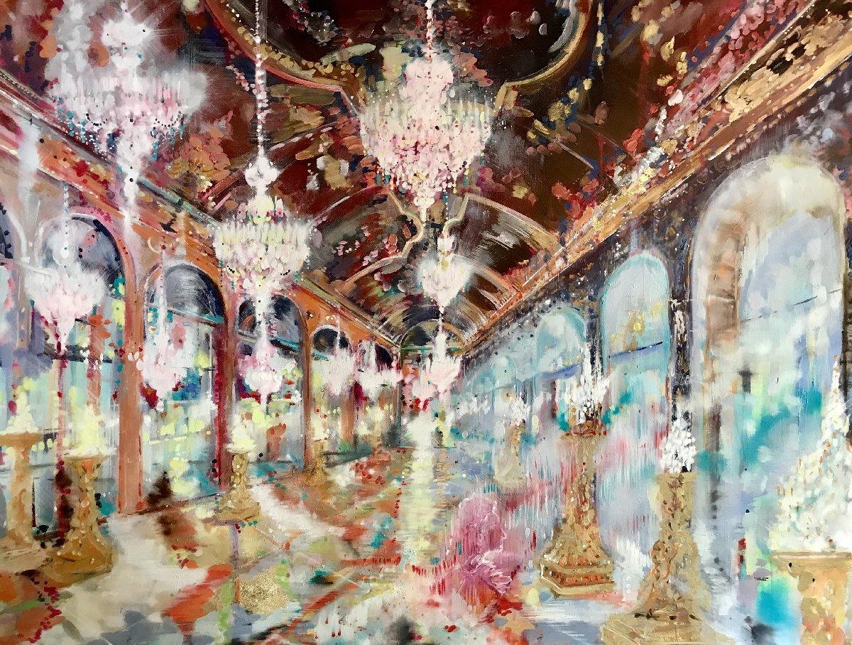 Выставочный проект «Зеркала изазеркалье»