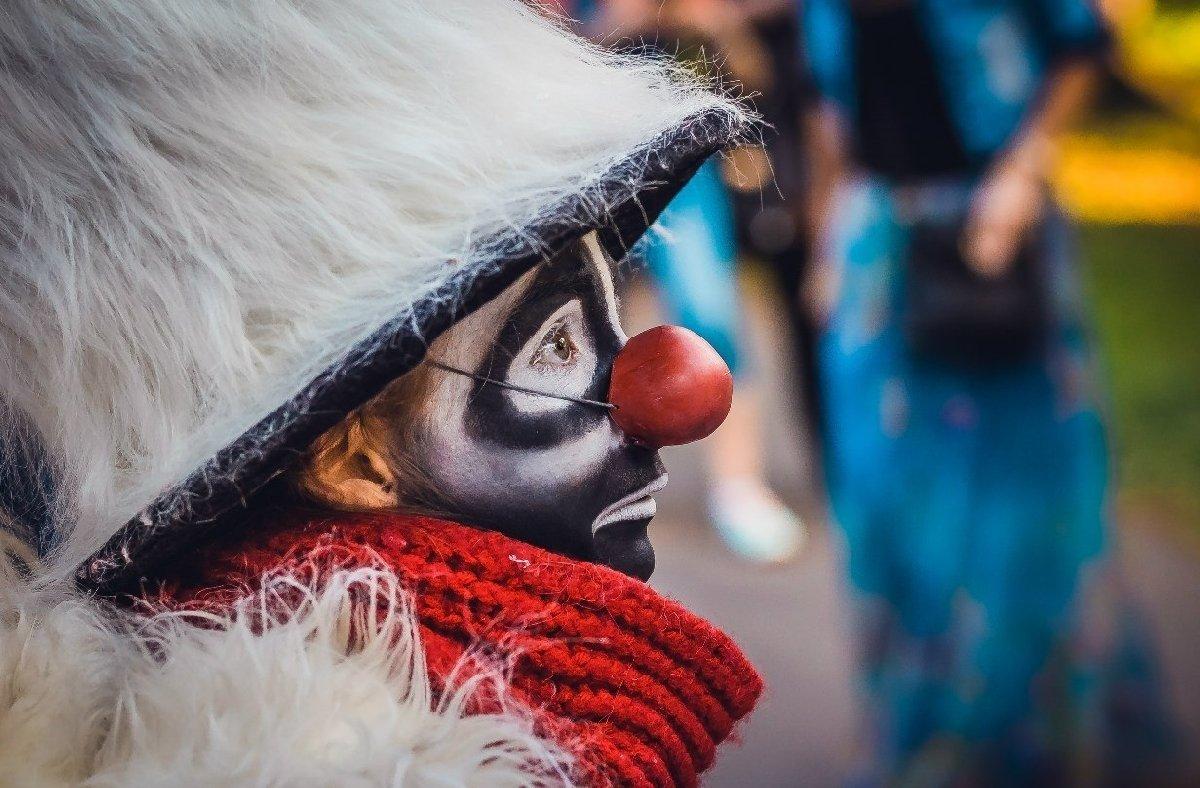 Фестиваль уличных театров «Елагин парк» 2018