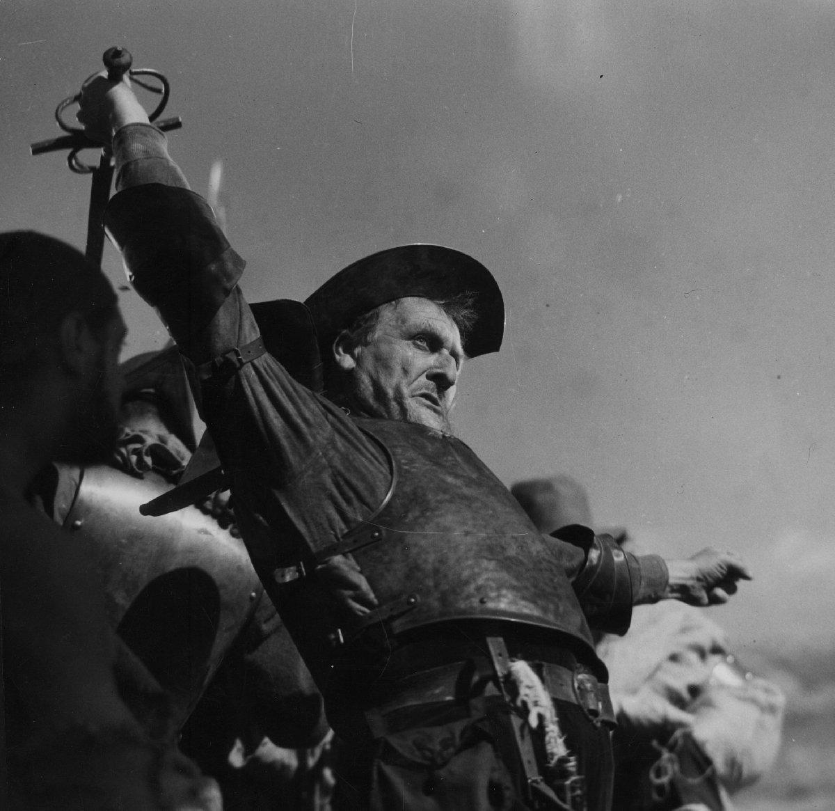 Выставка «Дон Кихот. Глава, вкоторой..»