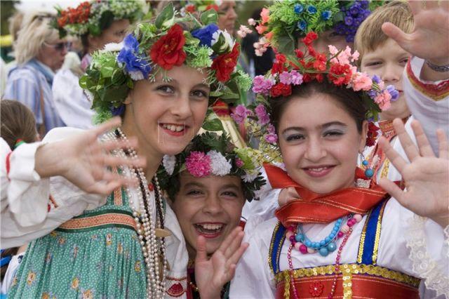 Фестиваль «Славянская Ярмарка» 2016